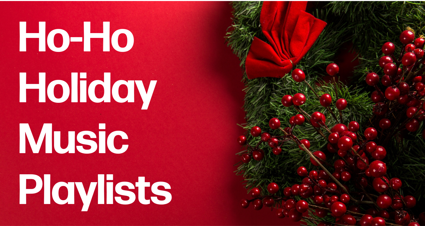 Holiday Music Playists